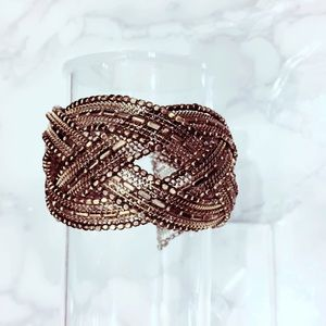 Jewelry - Bronze Twisted Wire Bracelet